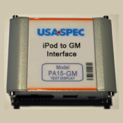 USA SPEC (PA15-GM) iPod Interface for Select 2000-Up GM Factory Radios