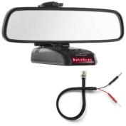 Mirror Mount Radar Detector Bracket + Mirror Wire Cord - Beltronics RX STI GX65