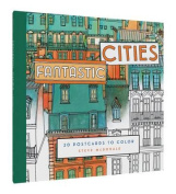 Fantastic Cities Postcard Set