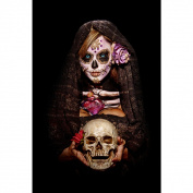 Daveed Benito 'Fortune Teller' Gallery-wrapped Canvas Print