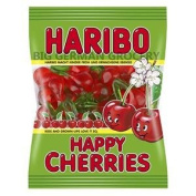 Haribo Happy Cherr Jelly 200g. carrier to shipping international usps, ups, fedex, dhl, 14-28 Day By Dragon Shopping Thank You