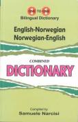 English-Norwegian & Norwegian-English One-to-One Dictionary