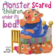 The Monster Scared of Children Under its Bed