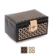 WOLF Chloe Small Leather Jewellery Box