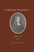Milton Studies: Volume 56
