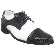 Funtasma Men's 'Disco-5.5m Two-tone Oxford Disco Shoes