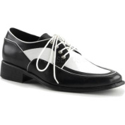 Men's Funtasma Loafer 04 Black/White PU