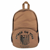 Createreedo Anime bags Canvas School Backpack