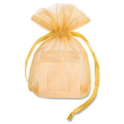 Visol Gold Organza Pouch for Flasks