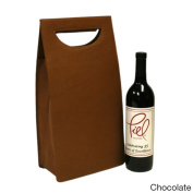 Piel Leather Double Wine Carrier