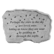 Kay Berry 'Perhaps The Stars'. Stone measures ' Garden Accent Stone