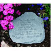 Kay Berry 'Our Family Chain' Garden Accent Stone