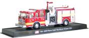 Pierce Dash Top Mount Pumper Fire Truck Diecast 1:64 Model