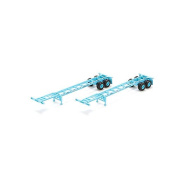 HO RTR 12m Container Chassis, Maersk