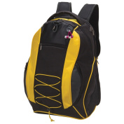 Goodhope All-In-One 38cm Laptop Sport Backpack