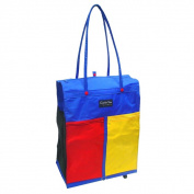 Goodhope Rolling Dual Handle Shopper Tote