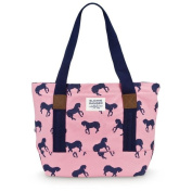 Sloane Ranger Horse Canvas Tote Bag