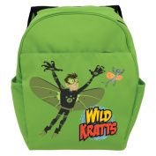 Wild Kratts Flying Fun Green Toddler Backpack