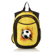 O3 Kids Pre-School All-In-One Soccer Backpack With Cooler