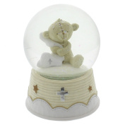 Baby Christening Gift Waterball Snowglobe Keepsake Nursery Decoration