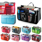 Gearonic Women Travel Insert Organiser Compartment Large Liner Tidy Bag