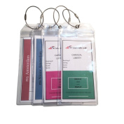 Russotti Design Cruise Luggage Tag Holders