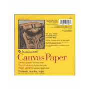 Strathmore 300 Series Canvas Pads
