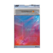 ClearBags IMPACT Translucent Coloured Plastic Envelopes