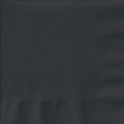 Big Party Pack Luncheon Napkins 6.13cm X6.5in 125/PkgBlack