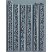 Lisa Pavelka Individual Texture Stamp 11cm x 14cm 1/Pkg-Shanks A Lot