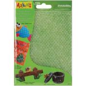 Makin's Clay Texture Sheets 7inX5.13cm 4/PkgSet D