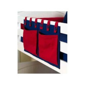 Bed Side Magazine Pouch w Guard Rail Loops