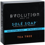 Evolution Salt Bath Soap - Sole - Tea Tree - 130ml