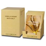 Royal Massage Natural Sea Salt Mineral Bath Salts (80g packets x 10) - Vanilla Sugar