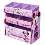 Minnie Mouse Multi Bin Organiser