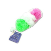 Exfoliating body scrubbers - Pack of 24