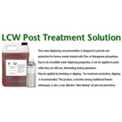 PTS128 LCW Post Treatment Solution & #44; 3.8l