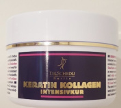 Dr. Schedu Berlin Keratin Collagen Intensive treatment 200ml, with Argan oil, Jojoba oil, Shea Butter, and Aloe Vera, 100% silicone free & cruelty free