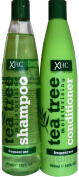 XHC Tea Tree Moisturising Shampoo + Conditioner Set 400ml