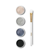 Terre Mere Sand Shadows - Nude Eyes Set