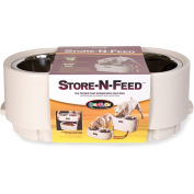 Our Pets Store-N-Feed Pet Dish