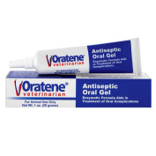 Oratene Veterinarian Antiseptic Oral Gel for Dogs and Cats