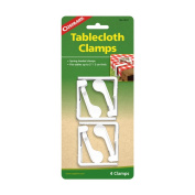 Coghlans Tablecloth Clamps-ABS Plastic