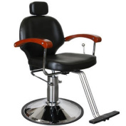 Reclining Hydraulic Multi-Purpose Styling Chair Salon Equipment MP-31R