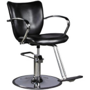 Contemporary Styling Chair SC-81BLK