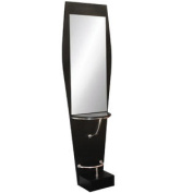 Salon Styling Station with Mirror WS-30BLK