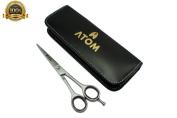 Professional Dog/Pet/ 18cm Hair Grooming Scissors Shears Razor Sharp UK Shears + Kit