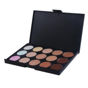 Tonsee Pro 15 Colour Neutral Warm Eyeshadow Palette Eye Shadow Makeup Cosmetics