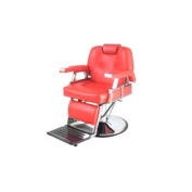 All Purpose Hydraulic Recline Salon Beauty Spa Shampoo Styling Barber Chair 8706 Red