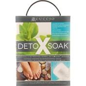 Cuccio Naturale Detoxsoak Kit